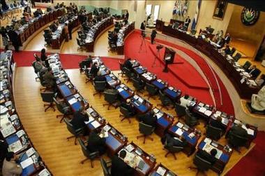 Parlamento El Salvador
