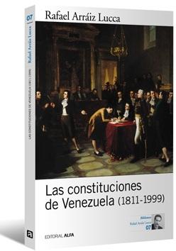 Las Constituciones de Venezuela