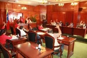 Consejo legislativo Carabobo